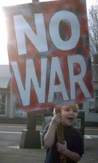 No War Kid